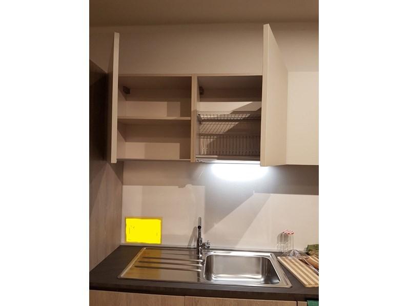 Stosa Cucine Cucina Infinity diagonal scontato del 30