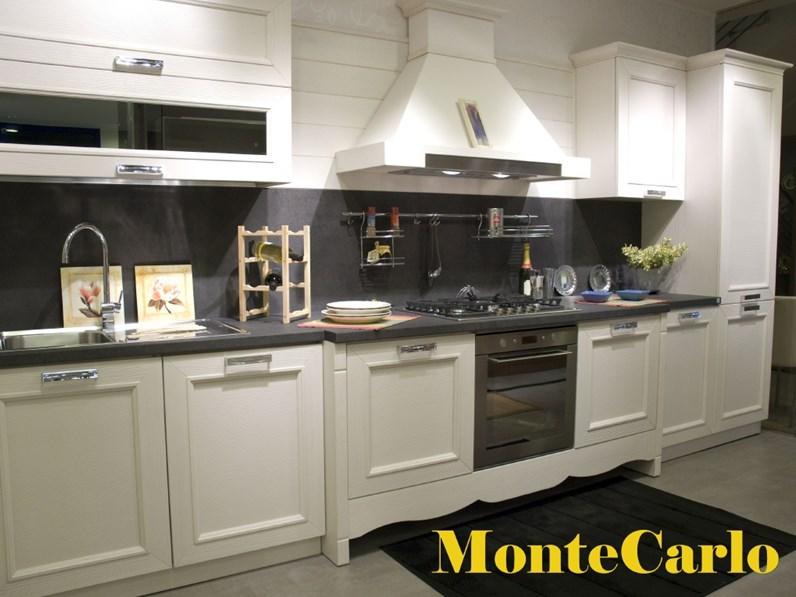 Stosa Cucine Cucina Montecarlo lunghezza cm 430 scontato
