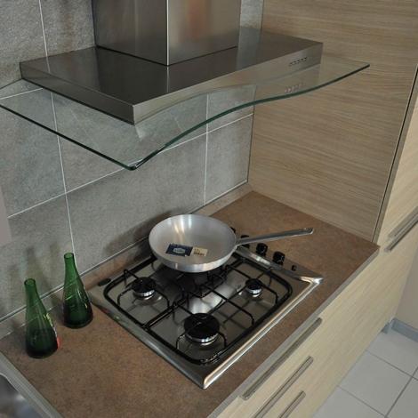 Veneta Cucine modello Carrera Doghe completa di