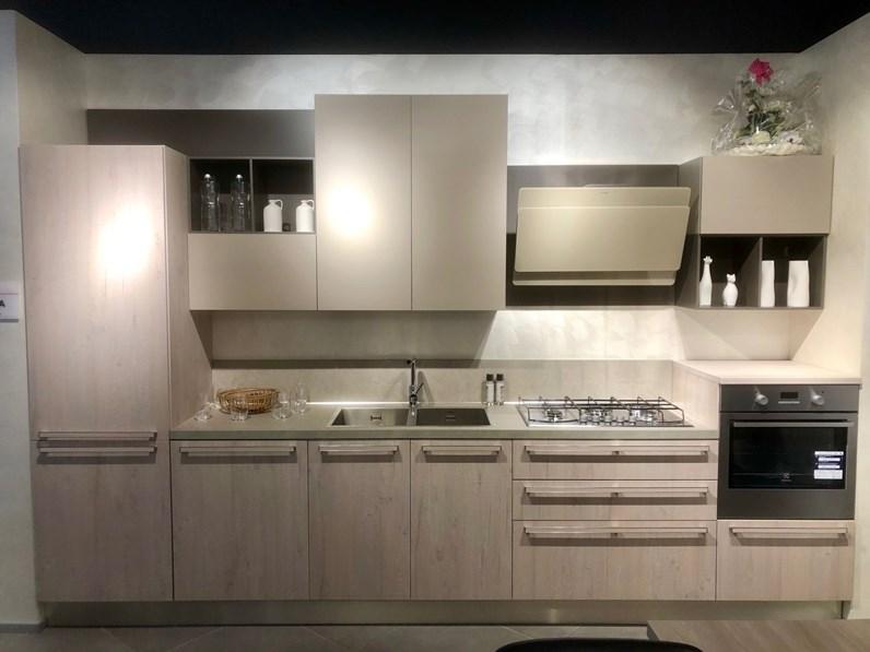 Veneta Cucine Modello Cucina Ehtica Lineare