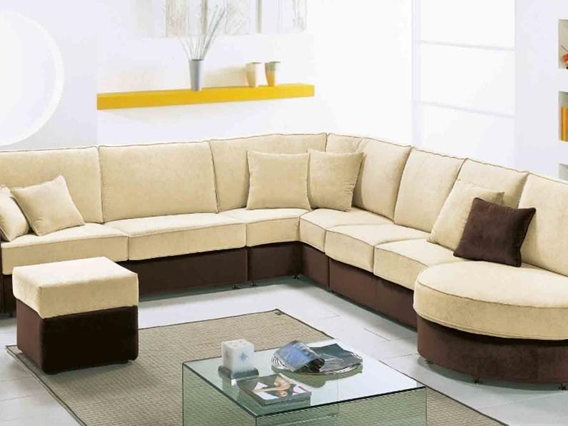 Divani Con Isola Divano copridivano per divano con isola