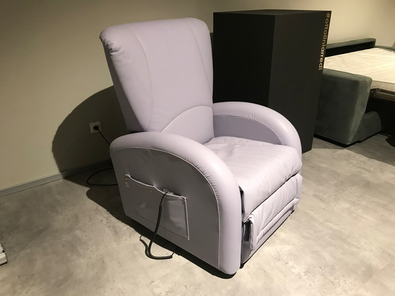 Poltrona relax Beautiful New relax PREZZI OUTLET