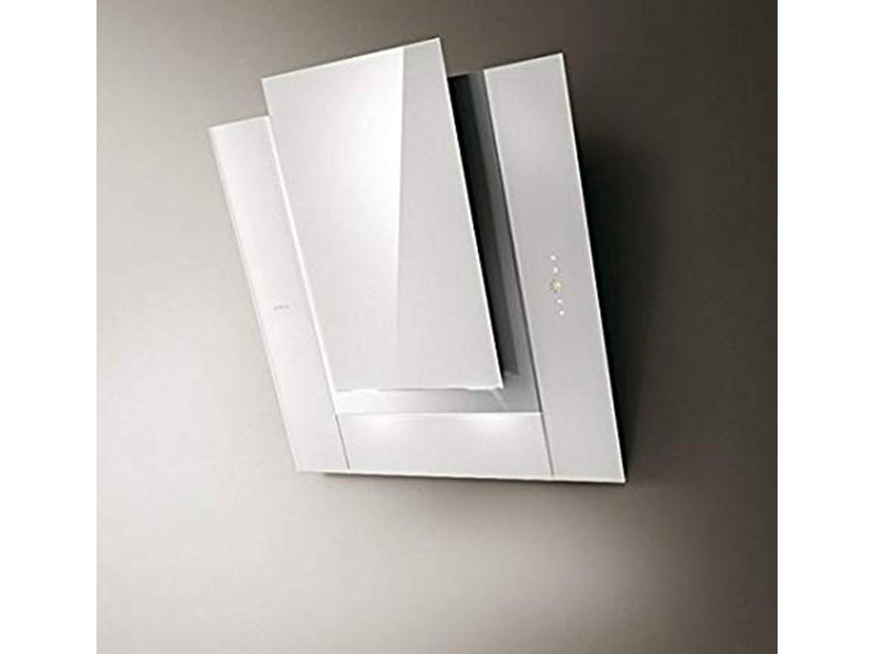 Cappa Ico whf80 white Elica a prezzo Outlet