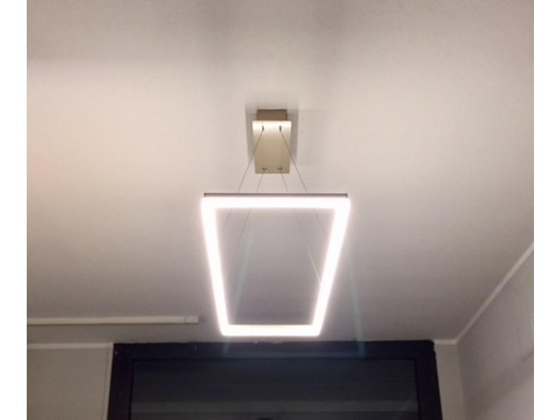 Illuminazione Fabas Luce Bard 339445225 Metallo lampade da soffitto Design