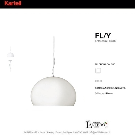 Illuminazione Kartell Shop online kartell  fly led