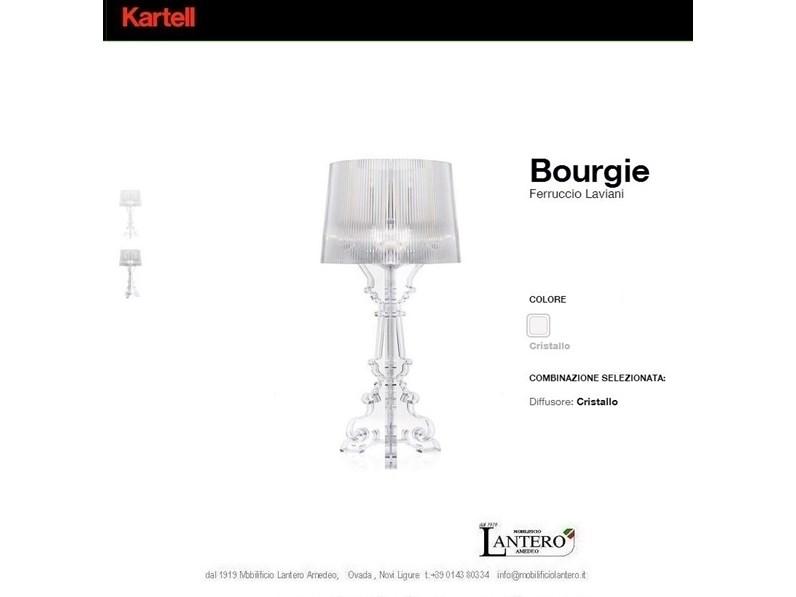 Illuminazione Kartell Trovaprezzi kartell  bourgie
