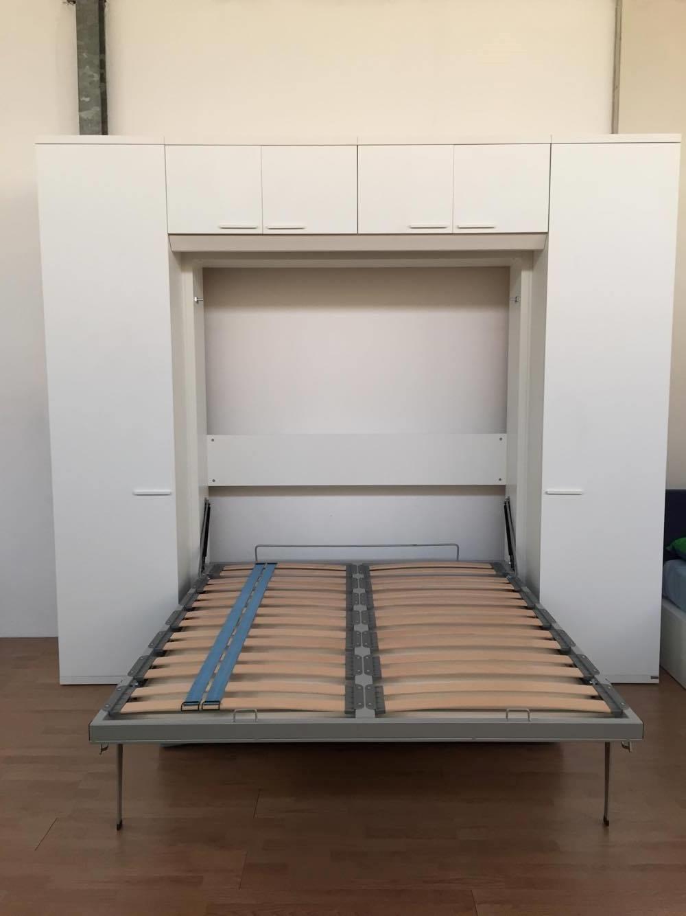 Armadio Letto Matrimoniale A Scomparsa Ikea Design Per La