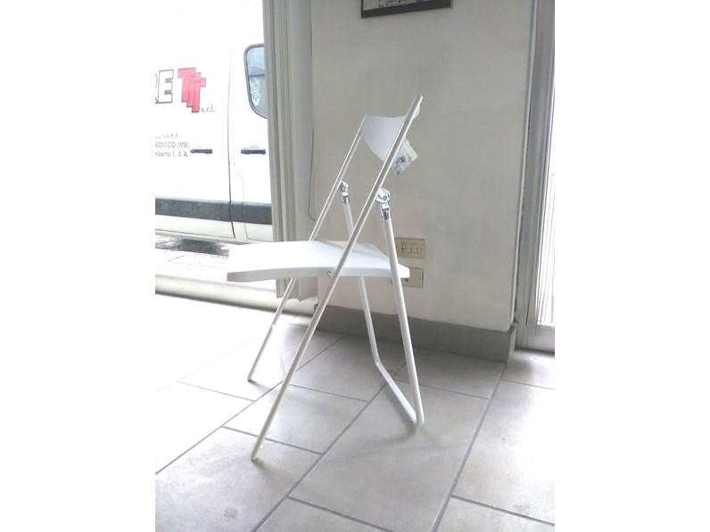 Sedia pieghevole da soggiorno a prezzo Outlet