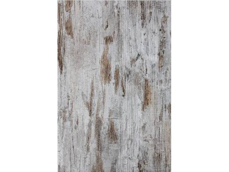 composizione soggiorno in legno vintage white e legno