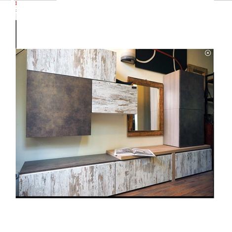 soggiorno zen white etnico moderno legno vintage in