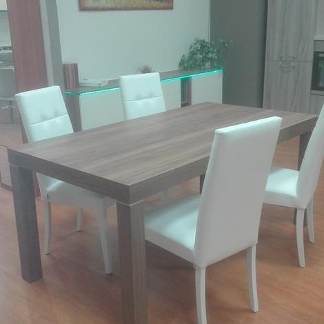 tavolo allungabile Giessegi 6800 scontato del 35   Tavoli a prezzi scontati