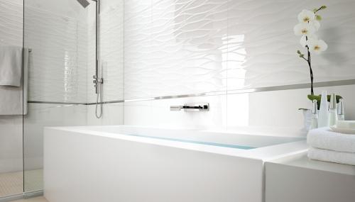 Lumina curve white gloss  Bagno  Fap  Outlet Ceramiche