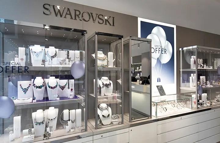Swarovski Schmuck OUTLET  Bis 70 im Sale  OUTLETCITY