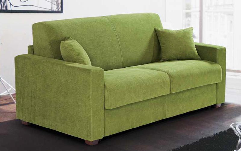 Divani online divano letto 2 posti sfoderabile Antares