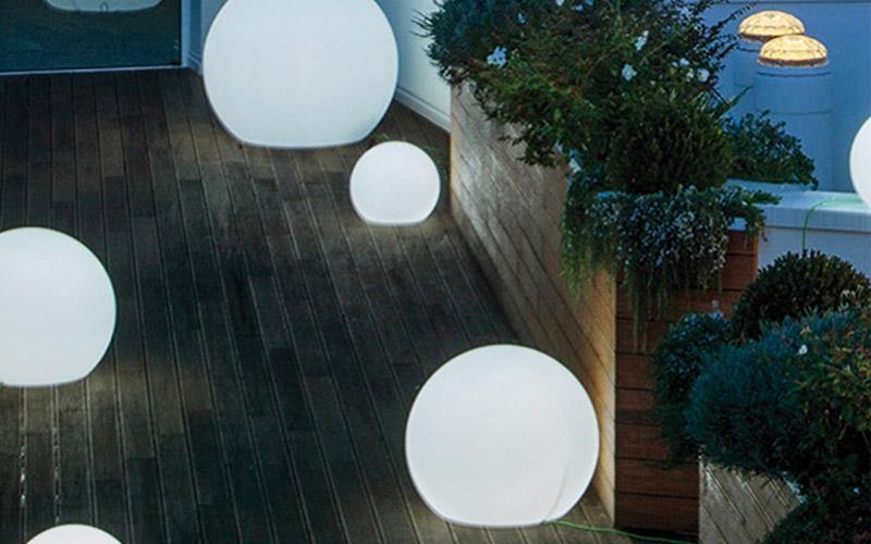 Lampada da esterno Bubbles  Outlet del mobile