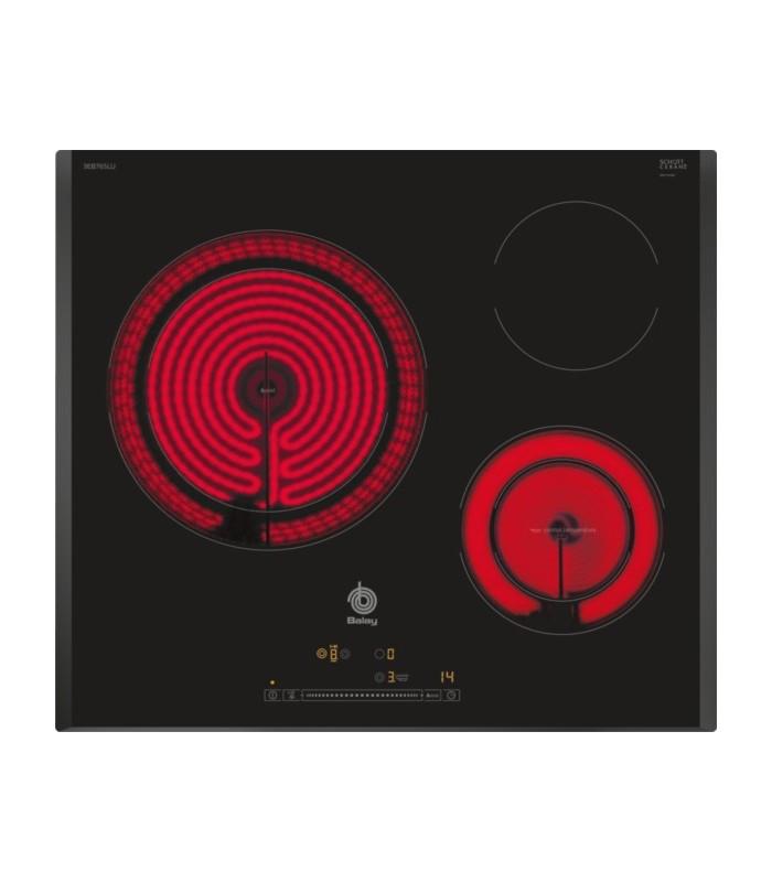 PLACA VITROCERMICA BALAY 3EB765LU  Outletelectro Electrodomesticos