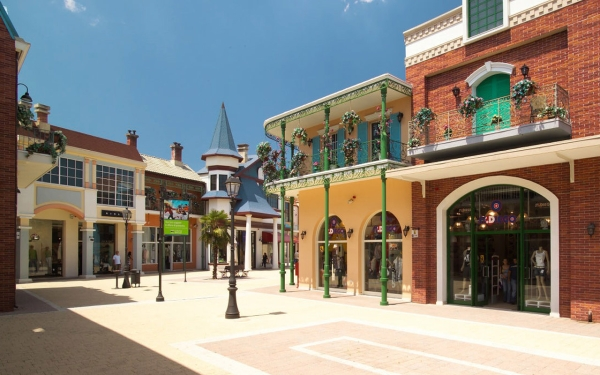 Fashion District Outlet  OUTLET