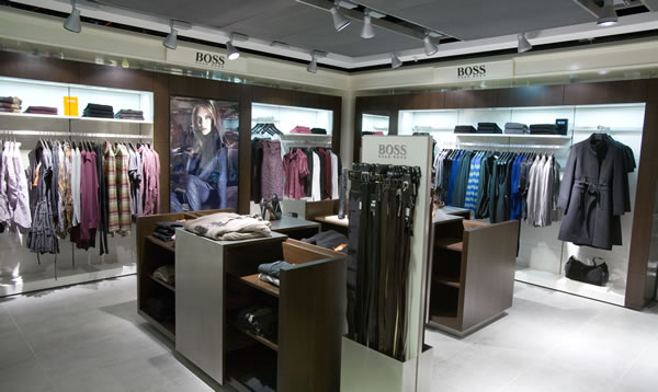 Hugo Boss Outlet Store  Uomo Outlet