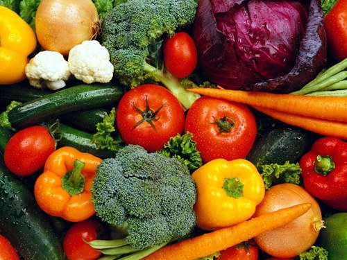 Adelgazar comiendo solo verduras de puerto