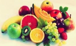 Productos con azúcar oculto frutas