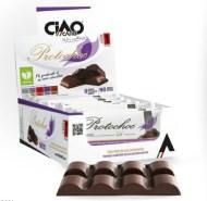 Productos de chocolate para diabéticos. Tableta de Chocolate CiaoCarb Protochoc