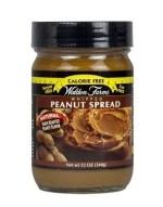opciones sanas para tus tostadas walden-farms-crema cacahuete