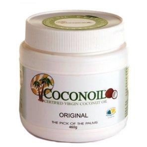 exfoliante natural de aceite de coco y arena. Debes elegir un excelente aceite de coco como es Coconoil, de venta en OutletSalud