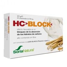 productos lowcarb. Hc Block bloqueador de hidratos de carbono