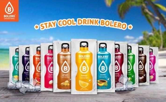 Sabores Bebidas Bolero