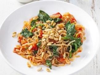 adelgazar comiendo pasta sin hidratos spaghetti
