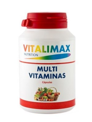 Multivitamínico y Multimineral MULTIVITAMINAS VITALIMAX en Outletsalud