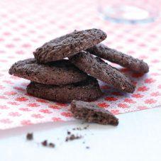 Galletas de chocolate Low-Carb