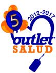 Logo OutletSalud 5º Aniversario