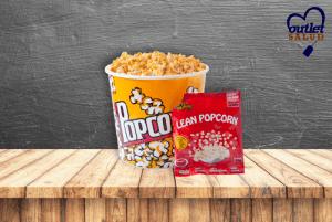 Qué hace de las palomitas Lean Popcorn que sean saludables respecto al resto