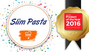 Premio al Producto del Año 2016 Slim Pasta de Outletsalud