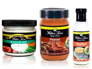 Cremas saludables 0 calorías Walden Farms