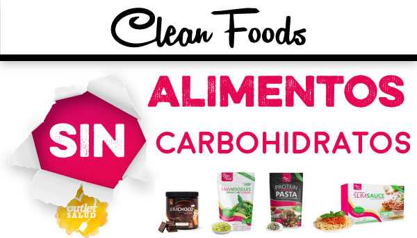 Alimentos sin Carbohidratos Clean Foods