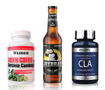 Quemadores, complementos que potencian la quema de grasa. CLA, Diuréticos y L-Carnitina