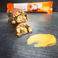 Barritas lowcarb Smart Bar PhD Nutrition en Outletsalud