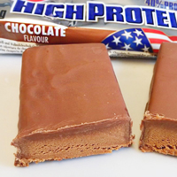 Barritas lowcarb High Protein Weider en Outletsalud