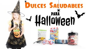 Dulces saludables para Halloween con Outletsalud