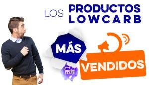 Los productos Lowcarb Más Vendidos