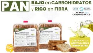 Descubre el nuevo Pan de molde Bajo en Carbohidratos de CSC Foods, el único pan proteico lowcarb del mercado perfectamente equilibrado, sabroso y tierno.