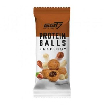 Bolas de proteína sabor avellana
