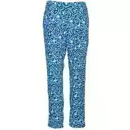 Pantaloni morbidi / Pantaloni alla zuava donna Pepe jeans  GEORGINA  Blu Pepe jeans 8433979585438