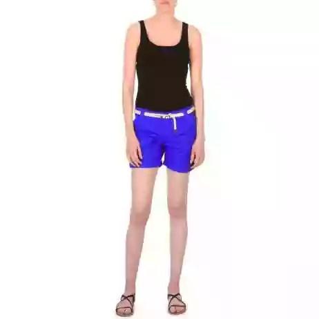 Shorts donna Franklin   Marshall  CALOUNDRA  Blu Franklin   Marshall 8053624780249