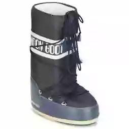 Scarpe da neve donna Moon Boot  MOON BOOT NYLON  Blu Moon Boot 8033311954085
