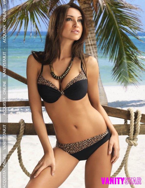Bikini push-up Korfu