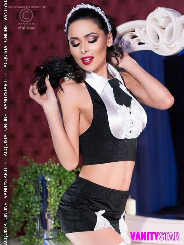 Set da cameriera sexy Danica