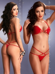 Completino sexy Palmira Set Red